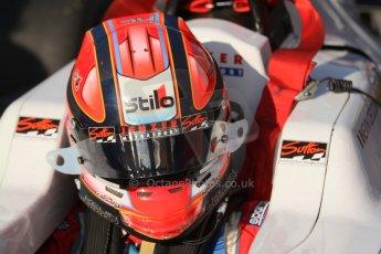 World © Octane Photographic Ltd. Saturday 6th September 2014. GP3 Qualifying Session, Italian GP, Monza - Italy. Kevin Ceccon - Jenzer Motorsport. Digital Ref : 1103CB7D9789