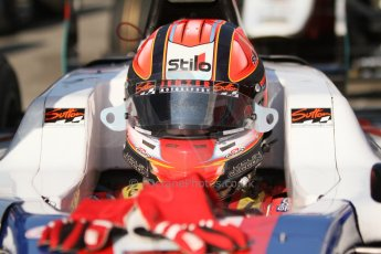 World © Octane Photographic Ltd. Saturday 6th September 2014. GP3 Qualifying Session, Italian GP, Monza - Italy. Kevin Ceccon - Jenzer Motorsport. Digital Ref : 1103CB7D9813