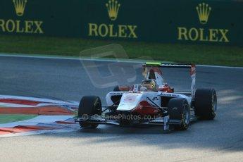 World © Octane Photographic Ltd. Saturday 6th September 2014. GP3 Race 1, Italian GP, Monza - Italy. Patric Niederhauser - Arden International. Digital Ref : 1108LB1D6400