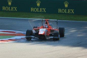 World © Octane Photographic Ltd. Saturday 6th September 2014. GP3 Race 1, Italian GP, Monza - Italy. Jann Mardenborough - Arden International. Digital Ref : 1108LB1D6425