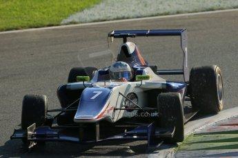 World © Octane Photographic Ltd. Saturday 6th September 2014. GP3 Race 1, Italian GP, Monza - Italy. Carmen Jorda - Koiranen GP. Digital Ref : 1108LB1D6604