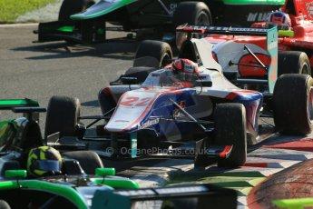 World © Octane Photographic Ltd. Saturday 6th September 2014. GP3 Race 1, Italian GP, Monza - Italy. Kevin Ceccon - Jenzer Motorsport. Digital Ref : 1108LB1D6653