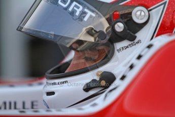 World © Octane Photographic Ltd. Sunday 7th September 2014. GP3 Race 2, Italian GP, Monza - Italy. Dino Zamparelli - ART Grand Prix. Digital Ref : 1110CB7D0588