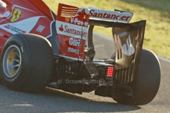 World © Octane Photographic Ltd. 2014 Formula 1 Winter Testing, Circuito de Velocidad, Jerez. Tuesday 28th January 2014. Day 1. Scuderia Ferrari F14T – Kimi Raikkonen. Digital Ref: 0882cb1d9338