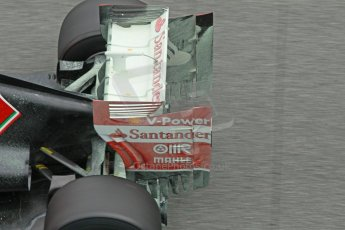 World © Octane Photographic Ltd. 2014 Formula 1 Winter Testing, Circuito de Velocidad, Jerez. Tuesday 28th January 2014. Day 1. Scuderia Ferrari F14T – Kimi Raikkonen. Digital Ref: 0882cb1d9671
