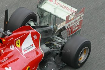 World © Octane Photographic Ltd. 2014 Formula 1 Winter Testing, Circuito de Velocidad, Jerez. Tuesday 28th January 2014. Day 1. Scuderia Ferrari F14T – Kimi Raikkonen. Digital Ref: 0882cb1d9694