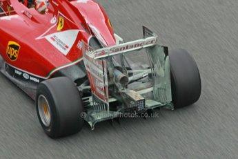 World © Octane Photographic Ltd. 2014 Formula 1 Winter Testing, Circuito de Velocidad, Jerez. Tuesday 28th January 2014. Day 1. Scuderia Ferrari F14T – Kimi Raikkonen. Digital Ref: 0882cb1d9697