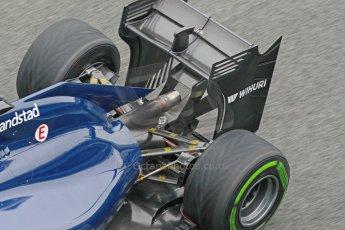 World © Octane Photographic Ltd. 2014 Formula 1 Winter Testing, Circuito de Velocidad, Jerez. Friday 31st January 2014. Day 4. Williams FW36 – Felipe Massa. Digital Ref: 0888cb1d1488