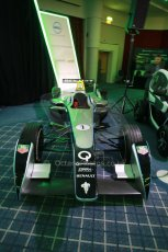 World © Octane Photographic Ltd. Motorsport Industry Association 8th International Low Carbon Racing Conference at Autosport International 2014 in association with Dell. Wednesday 8th January 2014. Formula E car. Digital Ref :