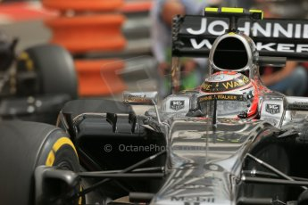 World © Octane Photographic Ltd. Thursday 22nd May 2014. Monaco - Monte Carlo - Formula 1 Practice 1. McLaren Mercedes MP4/29 – Kevin Magnussen. Digital Ref: 0958LB1D3721