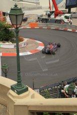 World © Octane Photographic Ltd. Thursday 22nd May 2014. Monaco - Monte Carlo - Formula 1 Practice 2. Scuderia Toro Rosso STR9 - Jean-Eric Vergne. Digital Ref: 0960LB1D6700