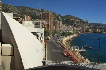 World © Octane Photographic Ltd. Saturday 24th May 2014. Monaco - Monte Carlo - Formula 1 Practice 3. Marussia F1 Team MR03 - Max Chilton. Digital Ref: 0965LB1D7823