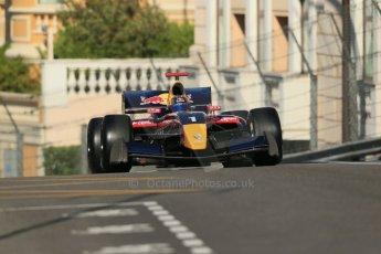 World © Octane Photographic Ltd. World Series by Renault 3.5 - Monaco, Monte Carlo, May 24th 2014 - Qualifying. DAMS - Carlos Sainz jnr. Digital Ref : 0966LB1D6323