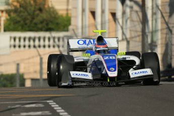 World © Octane Photographic Ltd. World Series by Renault 3.5 - Monaco, Monte Carlo, May 24th 2014 - Qualifying. Comtech Racing – Andrea Roda. Digital Ref : 0966LB1D6411