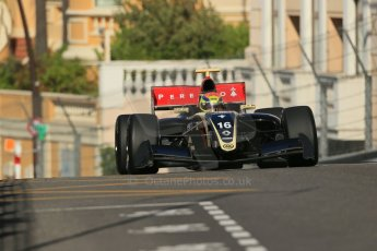 World © Octane Photographic Ltd. World Series by Renault 3.5 - Monaco, Monte Carlo, May 24th 2014 - Qualifying. Lotus – Matthieu Vaxiviere . Digital Ref : 0966LB1D6456