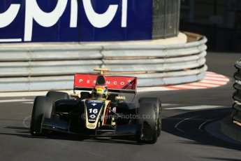 World © Octane Photographic Ltd. World Series by Renault 3.5 - Monaco, Monte Carlo, May 24th 2014 - Qualifying. Lotus – Matthieu Vaxiviere . Digital Ref : 0966LB1D6494
