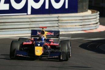 World © Octane Photographic Ltd. World Series by Renault 3.5 - Monaco, Monte Carlo, May 24th 2014 - Qualifying. DAMS - Carlos Sainz jnr. Digital Ref : 0966LB1D6536
