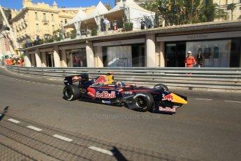 World © Octane Photographic Ltd. World Series by Renault 3.5 - Monaco, Monte Carlo, May 24th 2014 - Qualifying. DAMS - Carlos Sainz jnr. Digital Ref : 0966LB1D7401