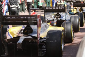 World © Octane Photographic Ltd. Friday 23rd May 2014. GP2 Feature Race – Monaco, Monte Carlo. Jolyon Palmer - DAMS. Digital Ref : 0963CB7D2707