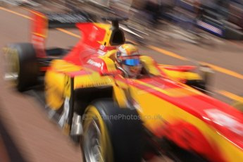 World © Octane Photographic Ltd. Friday 23rd May 2014. GP2 Feature Race – Monaco, Monte Carlo. Raffaele Marciello - Racing Engineering. Digital Ref : 0963CB7D5129