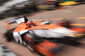 World © Octane Photographic Ltd. Friday 23rd May 2014. GP2 Feature Race – Monaco, Monte Carlo. Daniel de Jong - MP Motorsport. Digital Ref : 0963CB7D5254