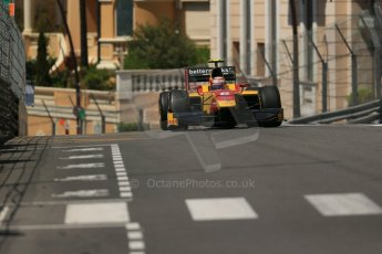 World © Octane Photographic Ltd. Friday 23rd May 2014. GP2 Feature Race – Monaco, Monte Carlo. Stefano Coletti - Racing Engineering. Digital Ref : 0963LB1D6193