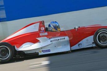 World © Octane Photographic Ltd. Protyre Formula Renault Championship. June 1st 2014.  Race 2 – Castle Donington. Dimitris Papanastasiou – Hillspeed. Digital Ref : 0975CB1D0615