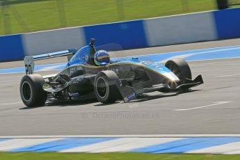World © Octane Photographic Ltd. Protyre Formula Renault Championship. June 1st 2014.  Race 2 – Castle Donington. Matteo Ferrer – MGR Motorsport. Digital Ref : 0975CB1D0794