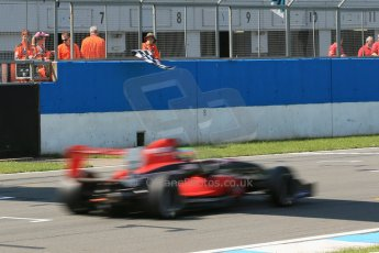 World © Octane Photographic Ltd. Protyre Formula Renault Championship. June 1st 2014.  Race 2 – Castle Donington. Colin Noble – MGR Motorsport. Digital Ref : 0975CB1D0828