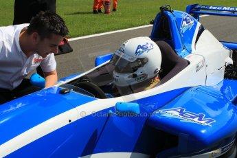 World © Octane Photographic Ltd. Protyre Formula Renault Championship. June 1st 2014.  Race 2 – Castle Donington.  Alex Gill - Fortec Motorsports. Digital Ref : 0975CB1D8900