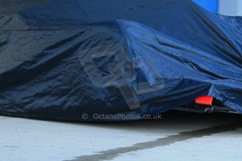 World © Octane Photographic Ltd. 2014 Formula 1 Winter Testing, Circuito de Velocidad, Jerez. Tuesday 27th January 2014. Day 1. Infiniti Red Bull Racing RB10 launch. Digital Ref: 0885lb1d9730