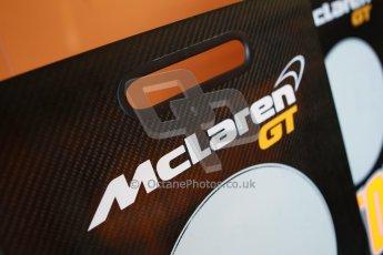 World © Octane Photographic Ltd. 21st March 2014. Silverstone - General Test Day. McLaren MP4-12C GT3. Digital Ref : 0896cb1d3746