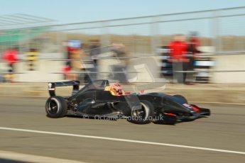 World © Octane Photographic Ltd. 21st March 2014. Silverstone - General Test Day - Esteban Ocon - MGR Motorsport. Formula Renault 2.0. Digital Ref : 0896cb1d3756