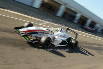 World © Octane Photographic Ltd. 21st March 2014. Silverstone - General Test Day - Diego Borrelli - SWR (Sean Walkinshaw Racing). BRDC F4 Championship (Formula 4). Digital Ref : 0896cb1d3844