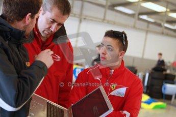 World © Octane Photographic Ltd. 21st March 2014. Silverstone - General Test Day - Antonio Fuoco. Formula Renault 2.0 Northern European Championship (NEC). Digital Ref : 0896cb1d4048
