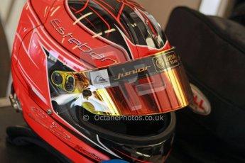 World © Octane Photographic Ltd. 21st March 2014. Silverstone - General Test Day - Esteban Ocon. Digital Ref :  0896cb1d4098