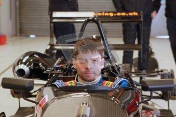 World © Octane Photographic Ltd. 21st March 2014. Silverstone - General Test Day - Edginton Racing Ltd. Formula Monoposto. Digital Ref : 0896cb1d4136