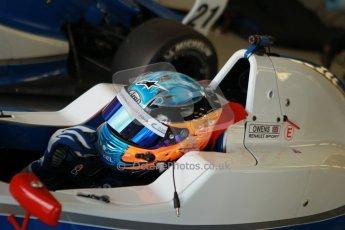 World © Octane Photographic Ltd. 21st March 2014. Silverstone - General Test Day. Raoul Owens - Burdett Motorsport. Formula Renault. Digital Ref : 0896cb1d4173