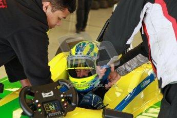 World © Octane Photographic Ltd. 21st March 2014. Silverstone - General Test Day. Petroball - Gaetano Di Mauro. BRDC F4 Championship (Formula 4). Digital Ref : 0896cb1d4181