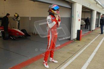 World © Octane Photographic Ltd. 21st March 2014. Silverstone - General Test Day. Rahul Mayer - Hillspeed - BRDC F4 Championship (Formula 4).Digital Ref : 0896cb1d4207