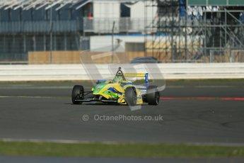 World © Octane Photographic Ltd. 21st March 2014. Silverstone - General Test Day. Petroball - Gaetano Di Mauro. BRDC F4 Championship (Formula 4).Digital Ref : 0896lb1d6148