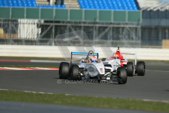 World © Octane Photographic Ltd. 21st March 2014. Silverstone - General Test Day. Chris Middlehurst - BRDC F4 Championship (Formula 4).Digital Ref : 0896lb1d6171
