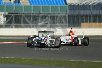 World © Octane Photographic Ltd. 21st March 2014. Silverstone - General Test Day. BRDC F4 Championship (Formula 4).Digital Ref : 0896lb1d6225