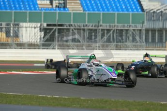 World © Octane Photographic Ltd. 21st March 2014. Silverstone - General Test Day.  - Jordan Albert - Tem O'Br - BRDC F4 Championship (Formula 4). Digital Ref : 0896lb1d6635