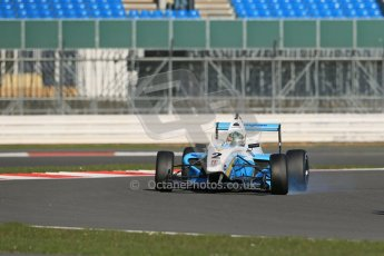 World © Octane Photographic Ltd. 21st March 2014. Silverstone - General Test Day. Charlie (Charles) Eastwood - Douglas Motorsport - BRDC F4 Championship (Formula 4). Digital Ref : 0896lb1d6657
