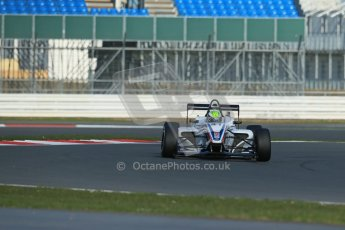 World © Octane Photographic Ltd. 21st March 2014. Silverstone - General Test Day. BRDC F4 Championship (Formula 4). Digital Ref : 0896lb1d6692