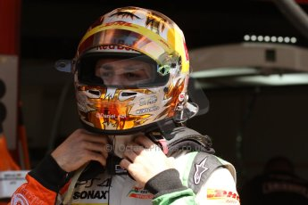World © Octane Photographic Ltd. Friday 9th May 2014. GP2 Practice – Circuit de Catalunya, Barcelona, Spain. Daniel Abt - Hilmer Motorsport. Digital Ref: 0927cb7d9001