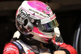 World © Octane Photographic Ltd. Friday 9th May 2014. GP2 Practice – Circuit de Catalunya, Barcelona, Spain. Takuya Izawa - ART Grand Prix. Digotal Ref : 0927cb7d9018