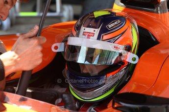 World © Octane Photographic Ltd. Friday 9th May 2014. GP2 Qualifying – Circuit de Catalunya, Barcelona, Spain. Tio Ellinas - MP Motorsport. Digital Ref :