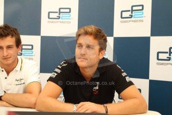 World © Octane Photographic Ltd. Friday 9th May 2014. GP2 Qualifying – Circuit de Catalunya, Barcelona, Spain. Stefano Coletti - Racing Engineering. Digital Ref :